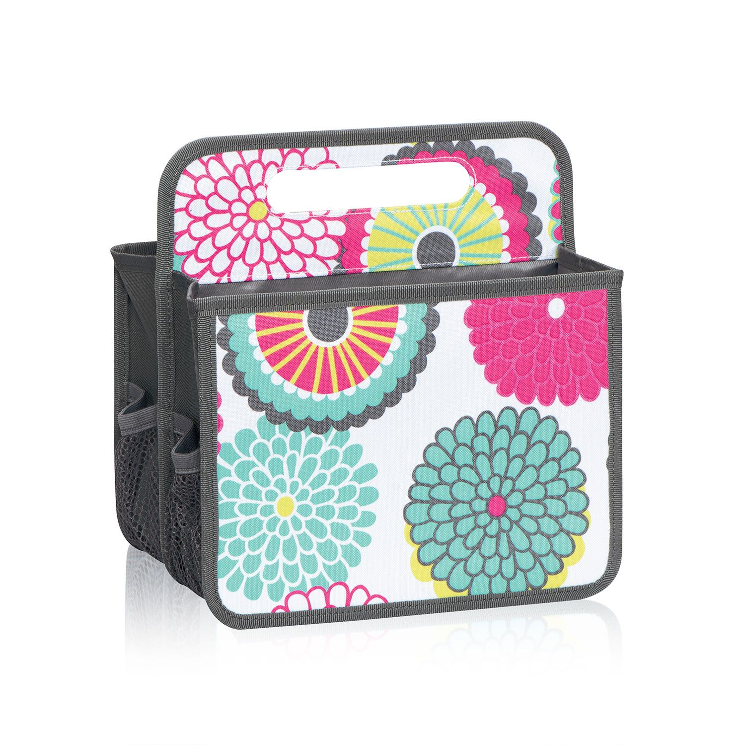 Double Duty Caddy in Bubble Bloom for $25 - This handy caddy works ...