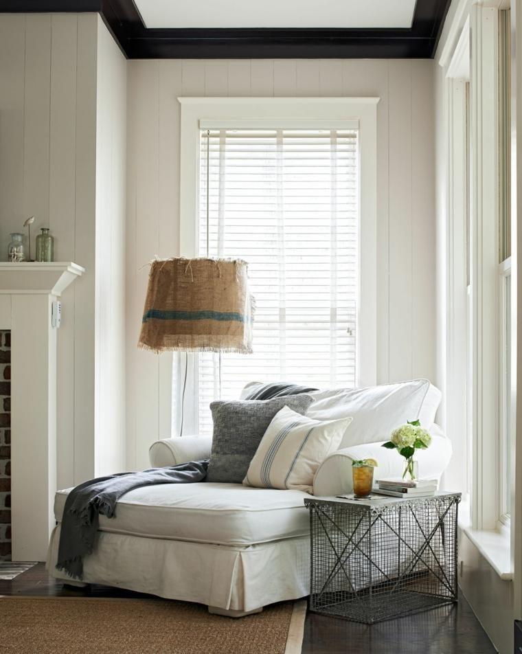 Die perfekte Leseecke für Ihr Design - 24 Ideen Living rooms