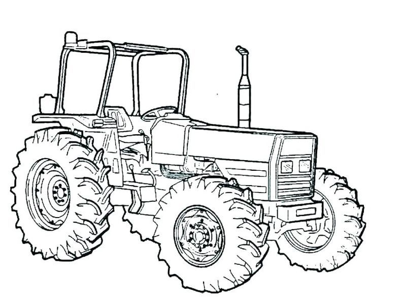 Printable Tractor Coloring Pages For Kids Free Coloring Sheets Tractor Coloring Pages Coloring Pages For Kids Coloring Pages