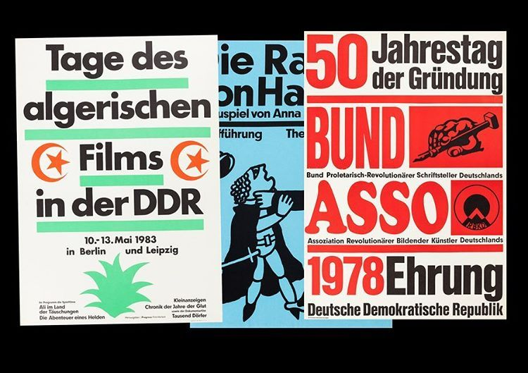 Studio Markus Lange Auf Instagram After 18 Days Of Our Campaign At Kickstarter We Reached Already 47 With Your Help Berliner Ensemble 50 Jahrestag Plakat