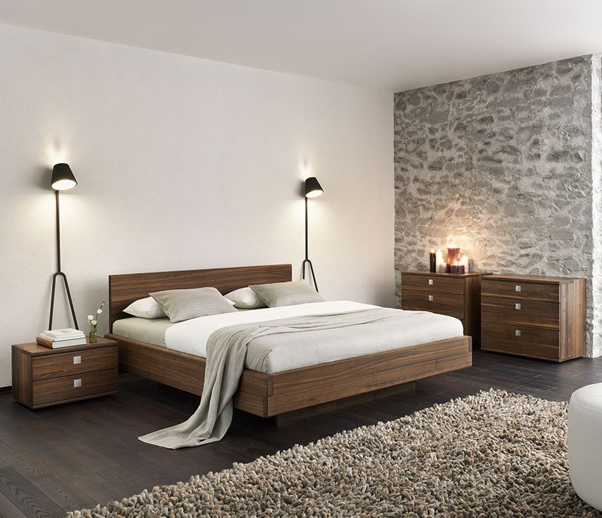 Best Nox Bed Image 3 Medium Sized Modern Bedroom Design Contemporary Bed 400 x 300