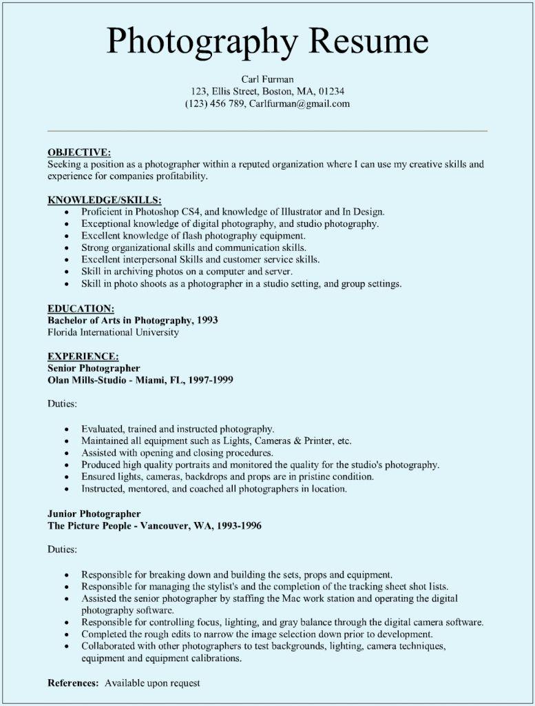 Free Sample Resume Templates Beautiful Grapher Resume