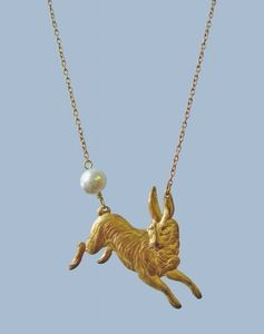 Image of Cottontail Hare Necklace
