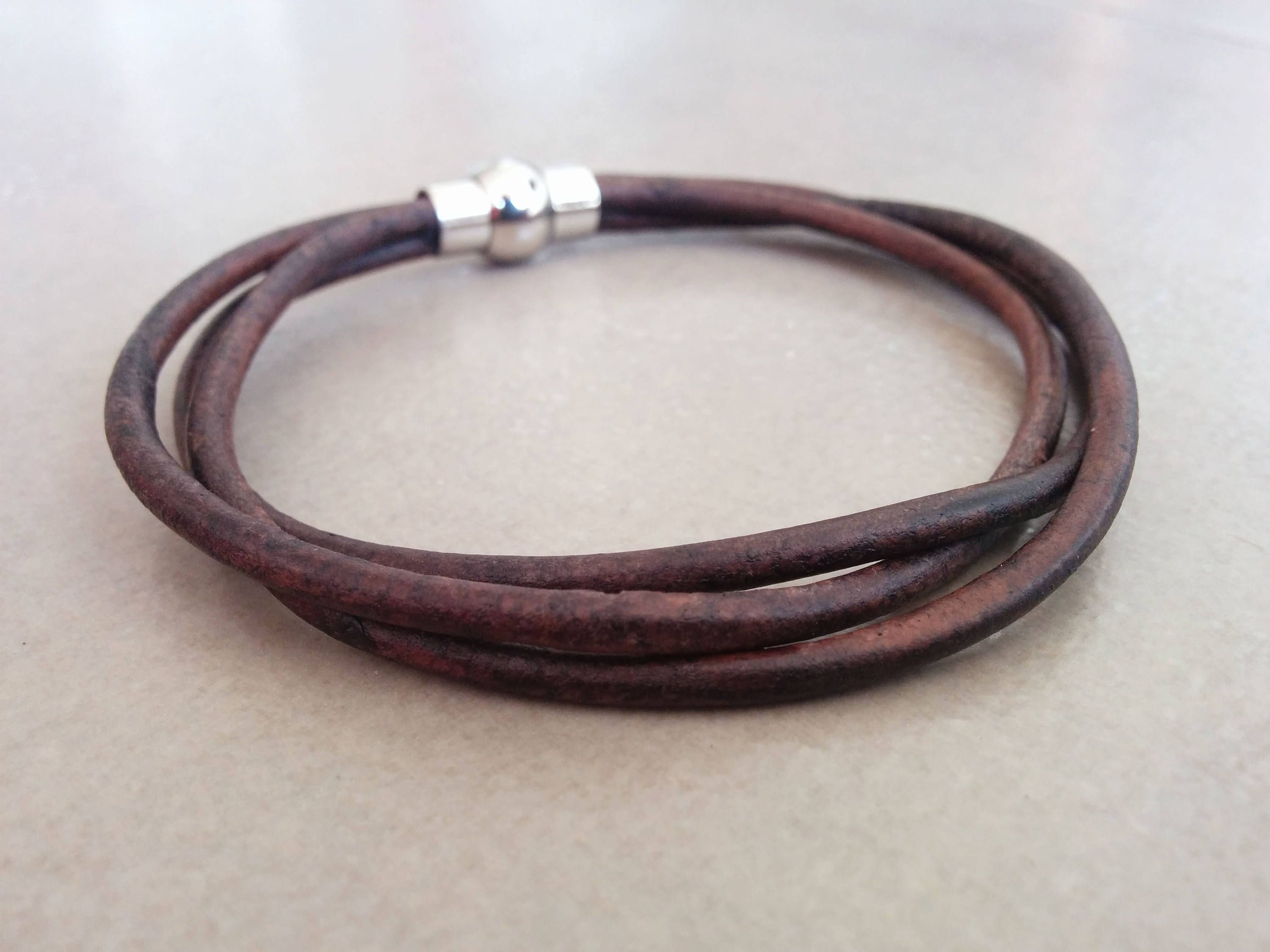 Pu leather bracelet for men mens bracelets online buy mens