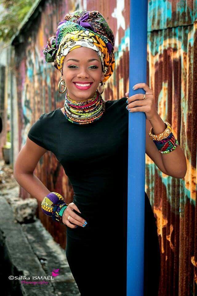 Jolie africaine