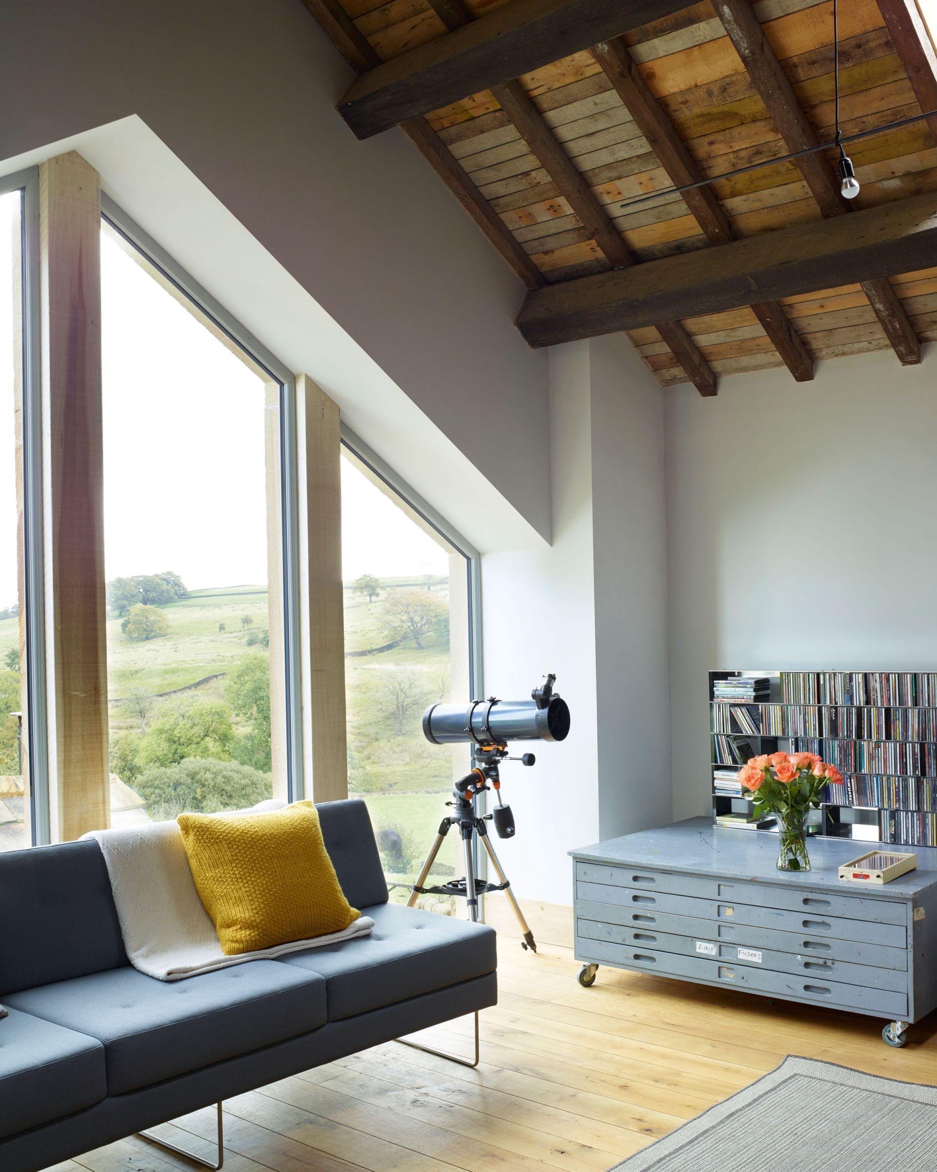 Renovation D Une Grange Dans La Campagne Anglaise Campagne Anglaise Maison Design Et Maison Ideale