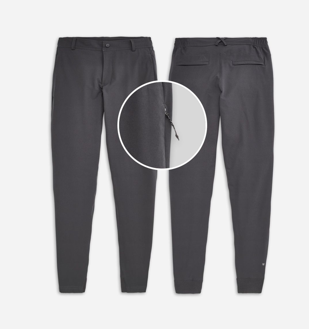 34f9fd09a0 Mack Weldon | Men's Radius Pant - Highly technical, for outdoors and travel.