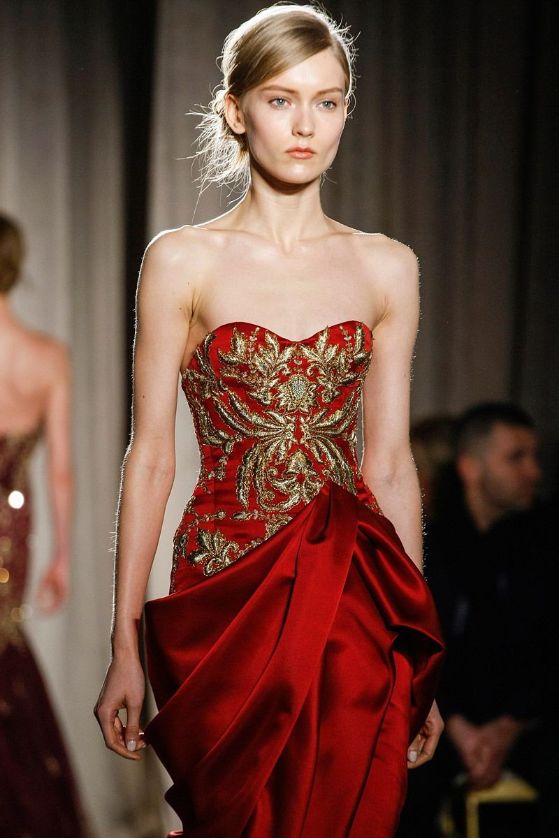 Marchesa fall rtw new york fashion week collections