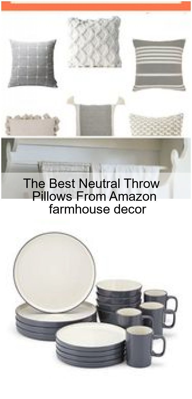 The Best Neutral Throw Pillows From Amazon farmhouse decor ,  #Amazon #decor #farmhouse #Neut... The Best Neutral Throw Pillows From Amazon farmhouse decor ,  #Amazon #decor #farmhouse #Neut...,  #Amazon   #Best #Neutral #Throw #Pillows #From