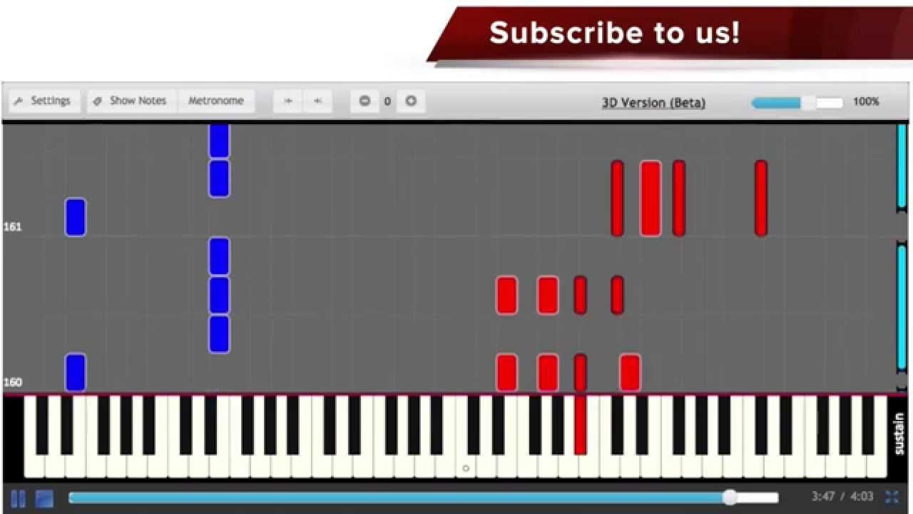 Queen The Show Must Go On Piano Cover Tutorial Piano Tutorials Piano Cover Tutorial