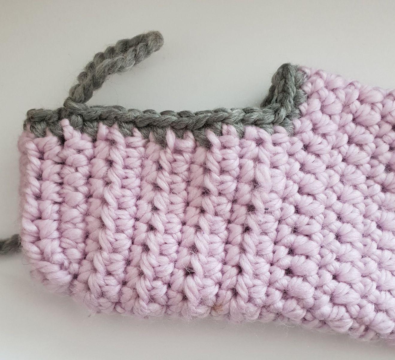 Kostenlose Häkelanleitung Haussocken #crochethooks