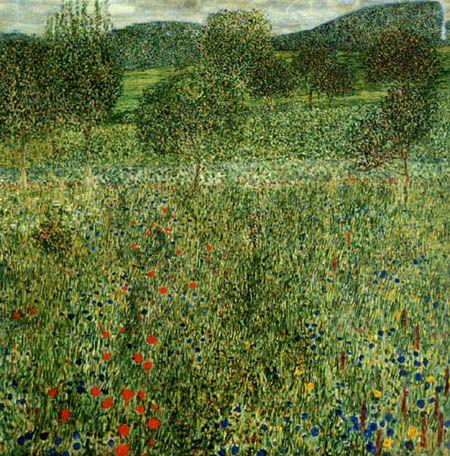 Gustav Klimt Landscapes Gustav Klimt Garden Landscape Gustav Klimt Klimt Art Gustav Klimt Art