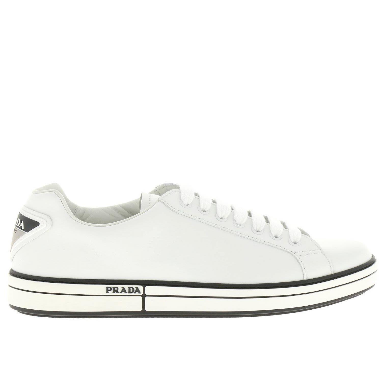 c97fa03f9363 PRADA SHOES SHOES MEN PRADA. #prada #shoes # | Prada in 2019 | White ...
