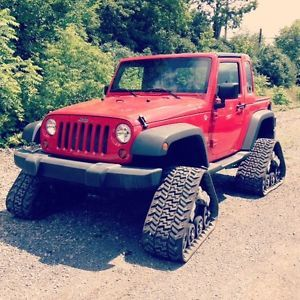 Mattracks For Your Jeep Or Light Pickup Suv Ottawa Ottawa Gatineau Area Image 1 Jeep Cool Jeeps Jeep Wrangler Unlimited