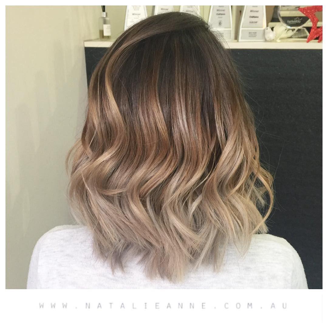 Creamy colour melt by elliemareehair xxud hair pinterest