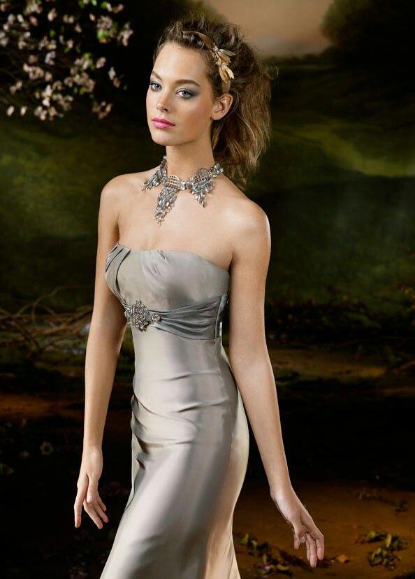 lazaro-bridesmaid-satin-faced-taffeta-floor-length