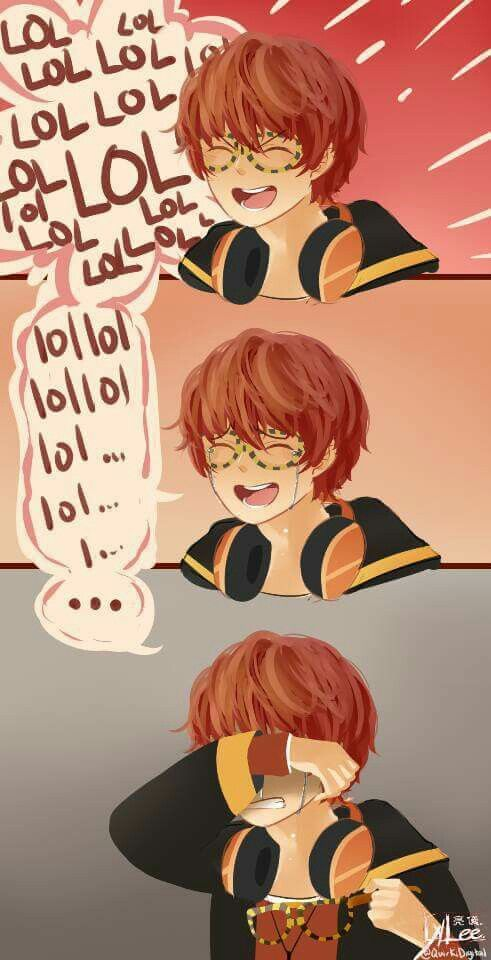 mystic messenger how to choose a different route