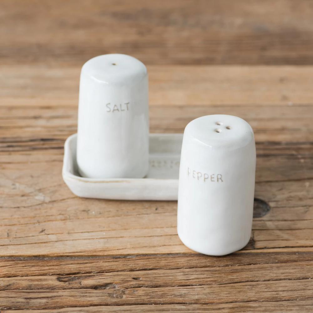 Magnolia Established Salt and Pepper Shakers
