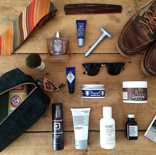 """Beardbrand's Spiced Citrus featured as an essential over at Menswear Happiness menswearhappiness: """"Every gentleman understands the importance of a good grooming routine. Most of the products featured..."""