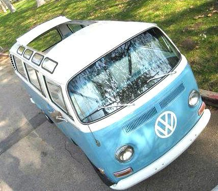 f7a5e65d9607a7 Sunroof on VW campervan