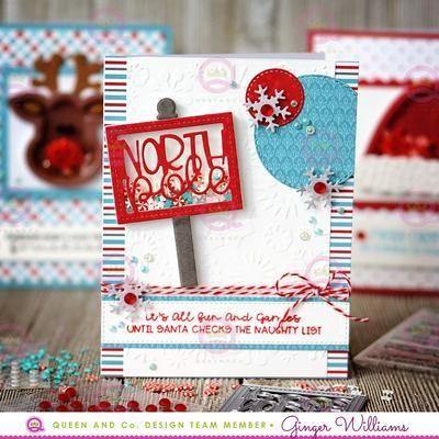 North Pole Kit #cardkit