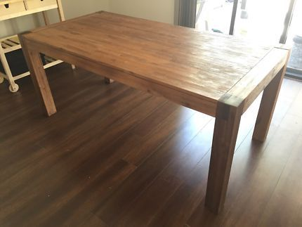 6 Seater Dining Table With Chairs Dining Tables Gumtree