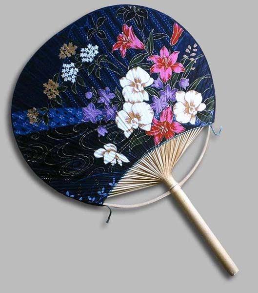 Uchiwa Fans Pinterest Japanese Fan Hand Fan Japanese Crafts