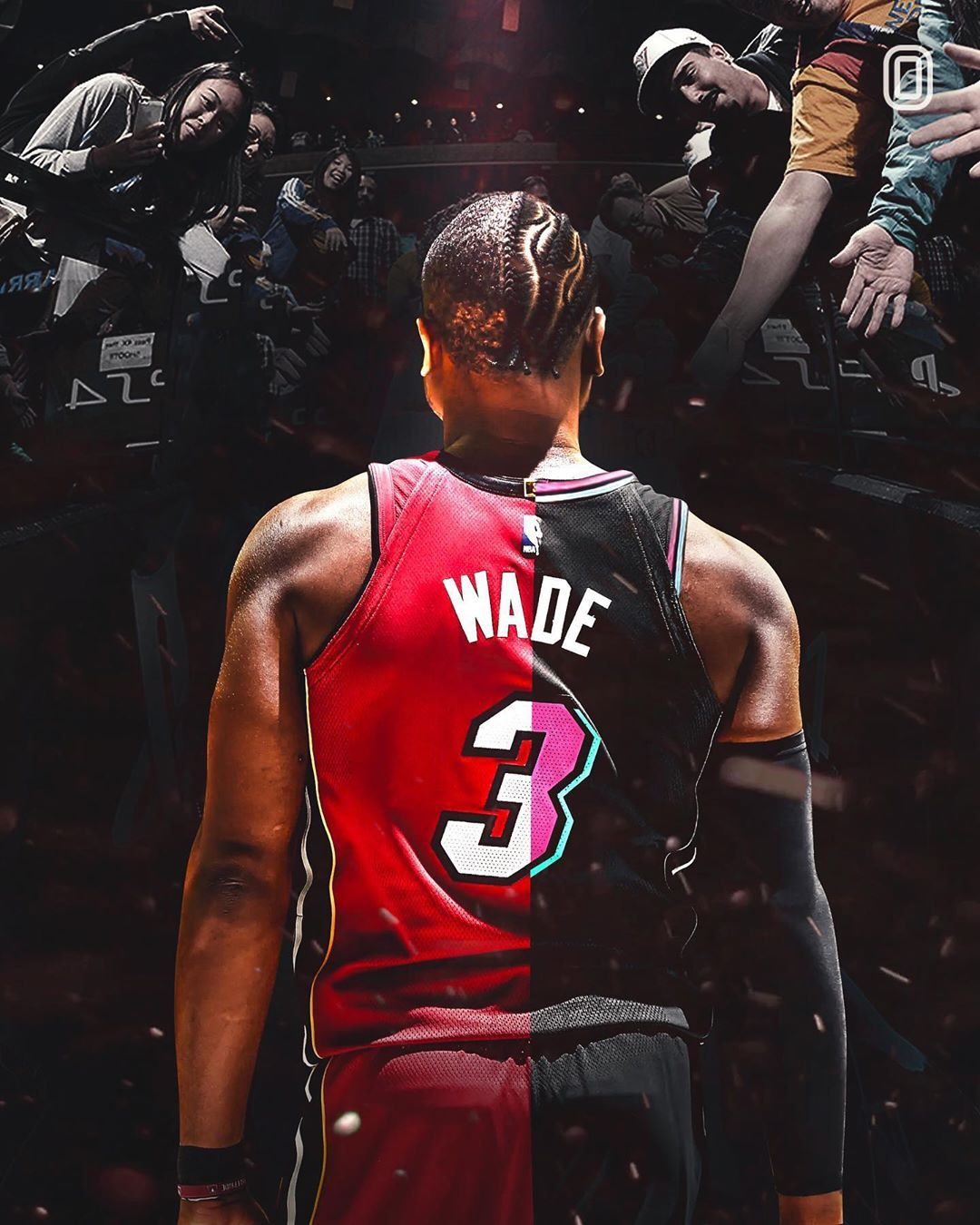 Overtime Edits On Instagram Legends Are Forever Dwyanewade Throwback In 2020 Nba Basketball Art Nba Mvp Basketball Players Nba