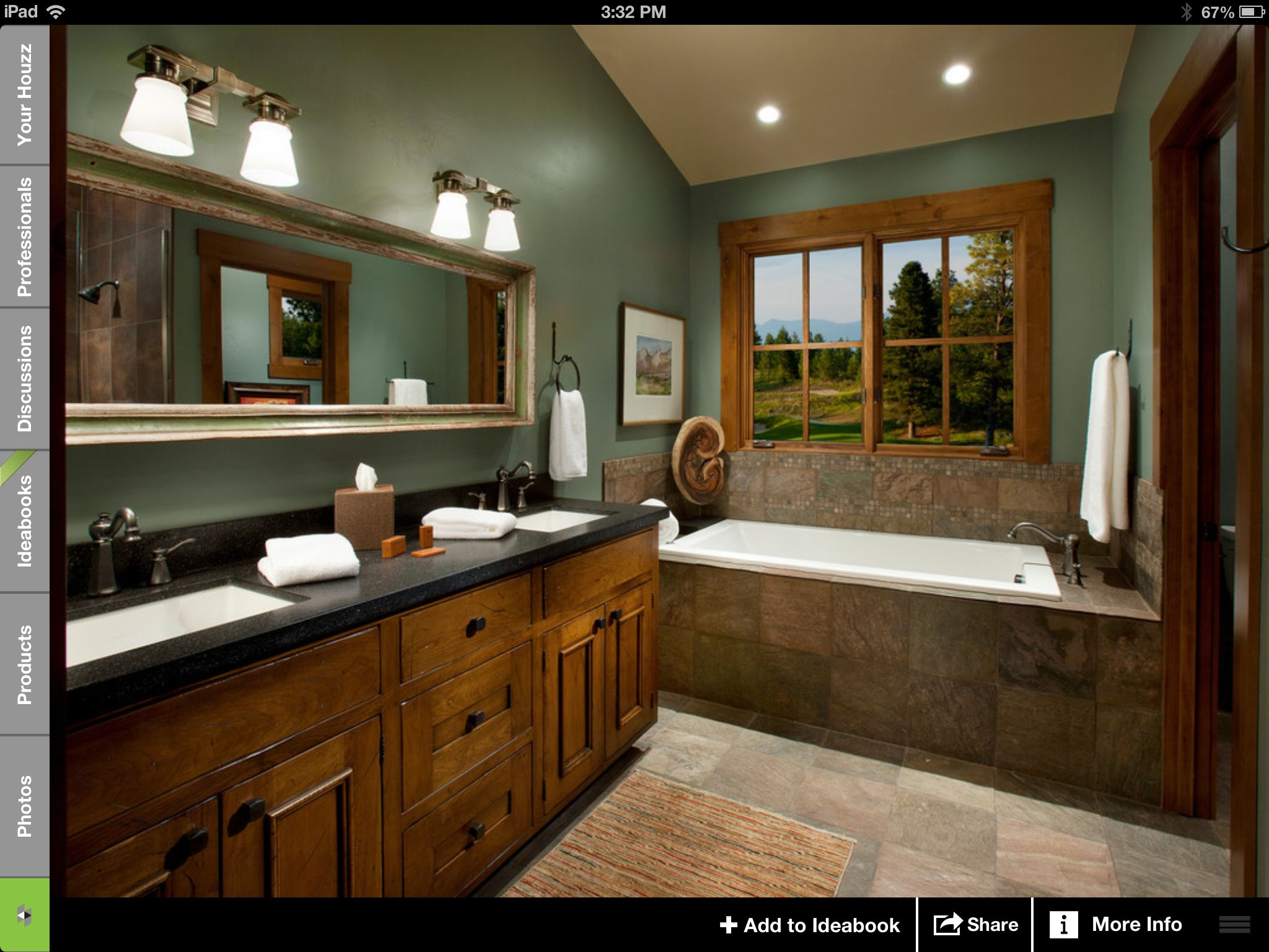 Rustic Bathroom Remodel Ideas pinlynn thompson on bathroom | pinterest | house