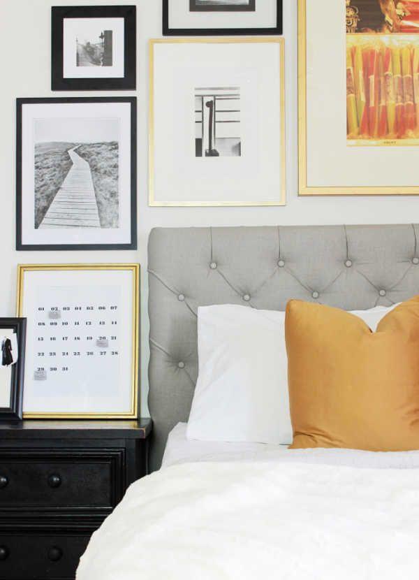 como hacer cabeceros de cama final decorada   Ideas para   Pinterest ...