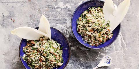 9 recetas con quinoa