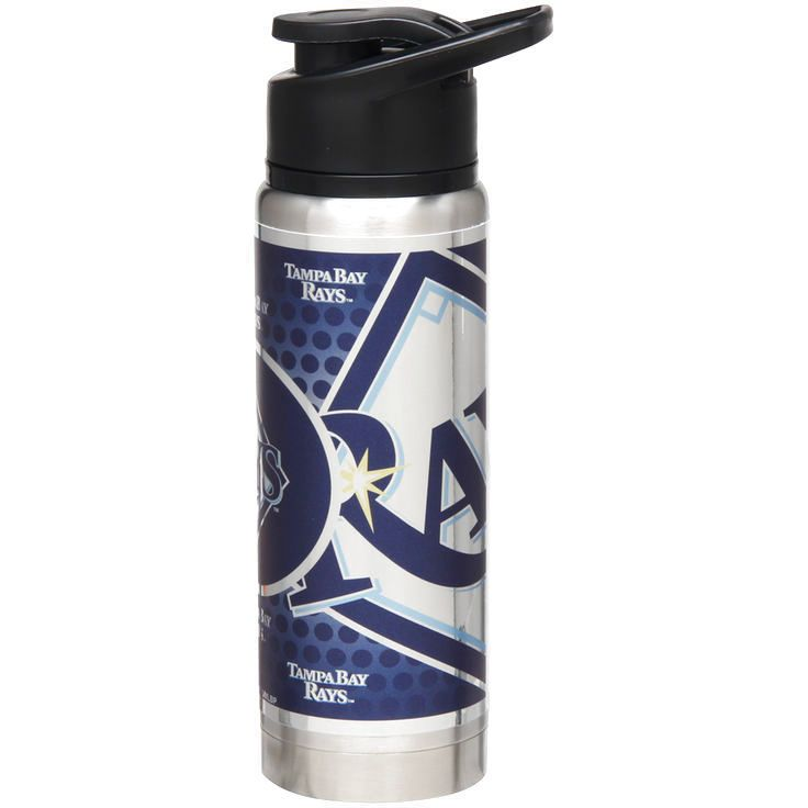 Tampa Bay Rays 20oz. Double Wall Stainless Steel Tumbler - $19.99