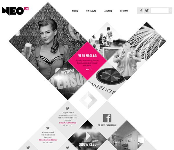 Pin By Leighton Interactive On Layout Design Web Layout Design Professional Web Design News Web Design