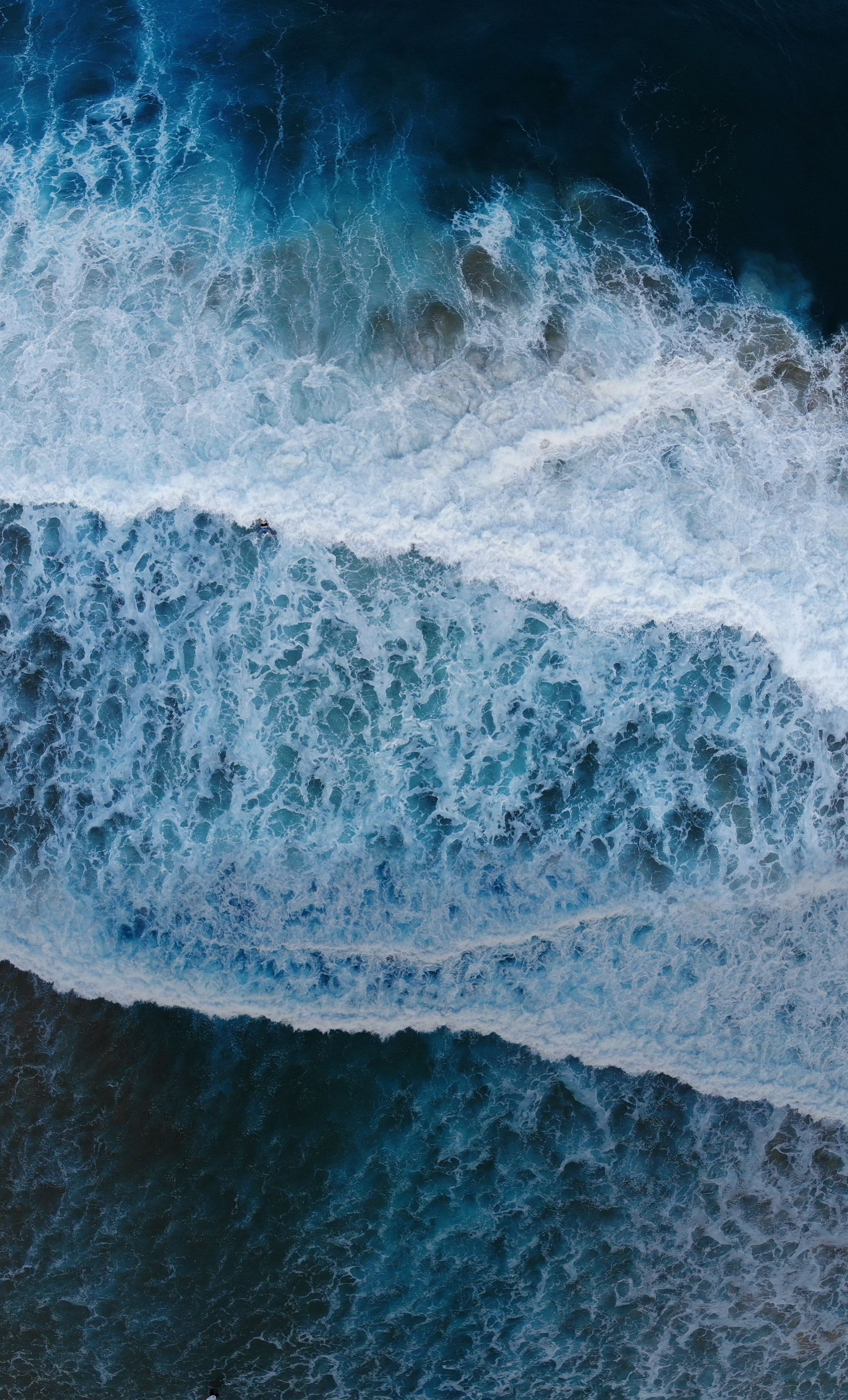 Pin By Julicastro89 On Ocean Water Pictures Waves Sea And Ocean Waves close up photography of sea