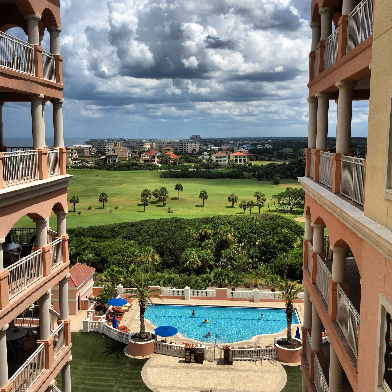 Beach Resort: View From The Hammock Beach Resort In Palm Coast, FL