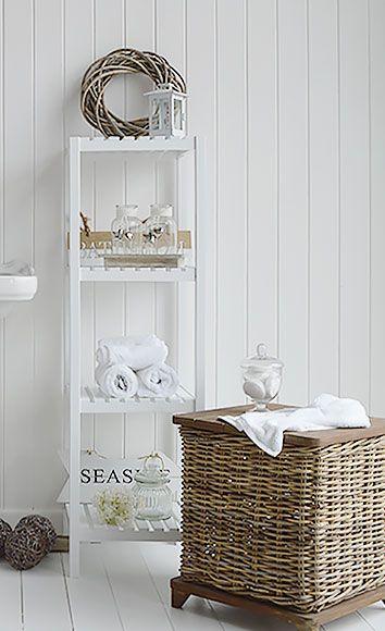 Simple Bathroom Storage Seat White Bathroom Storage Small Bathroom Storage