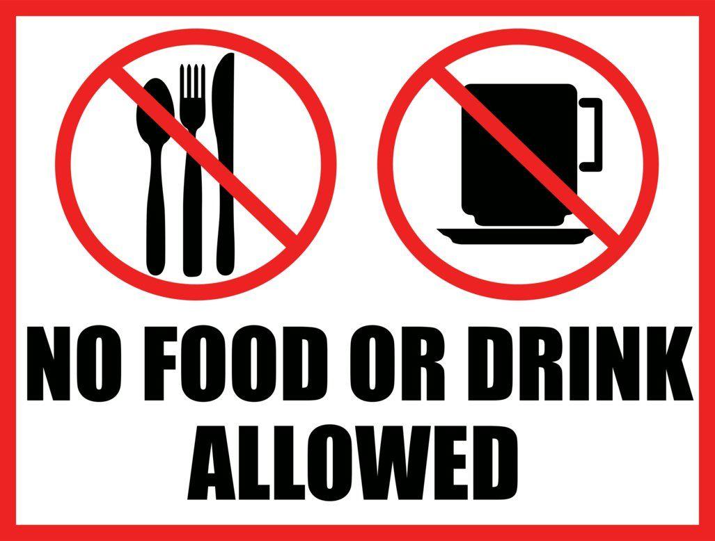 no food or drink diet