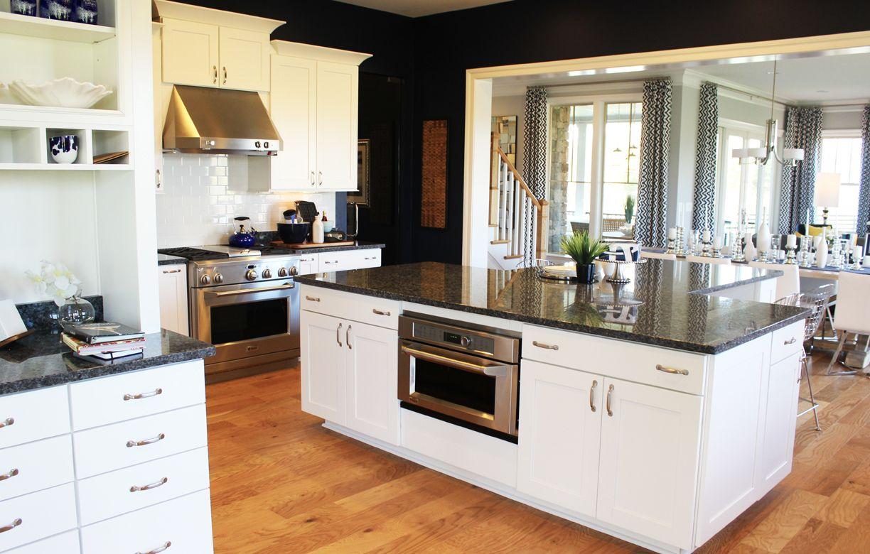 Arcadia at willowsford loudoun county va kitchen