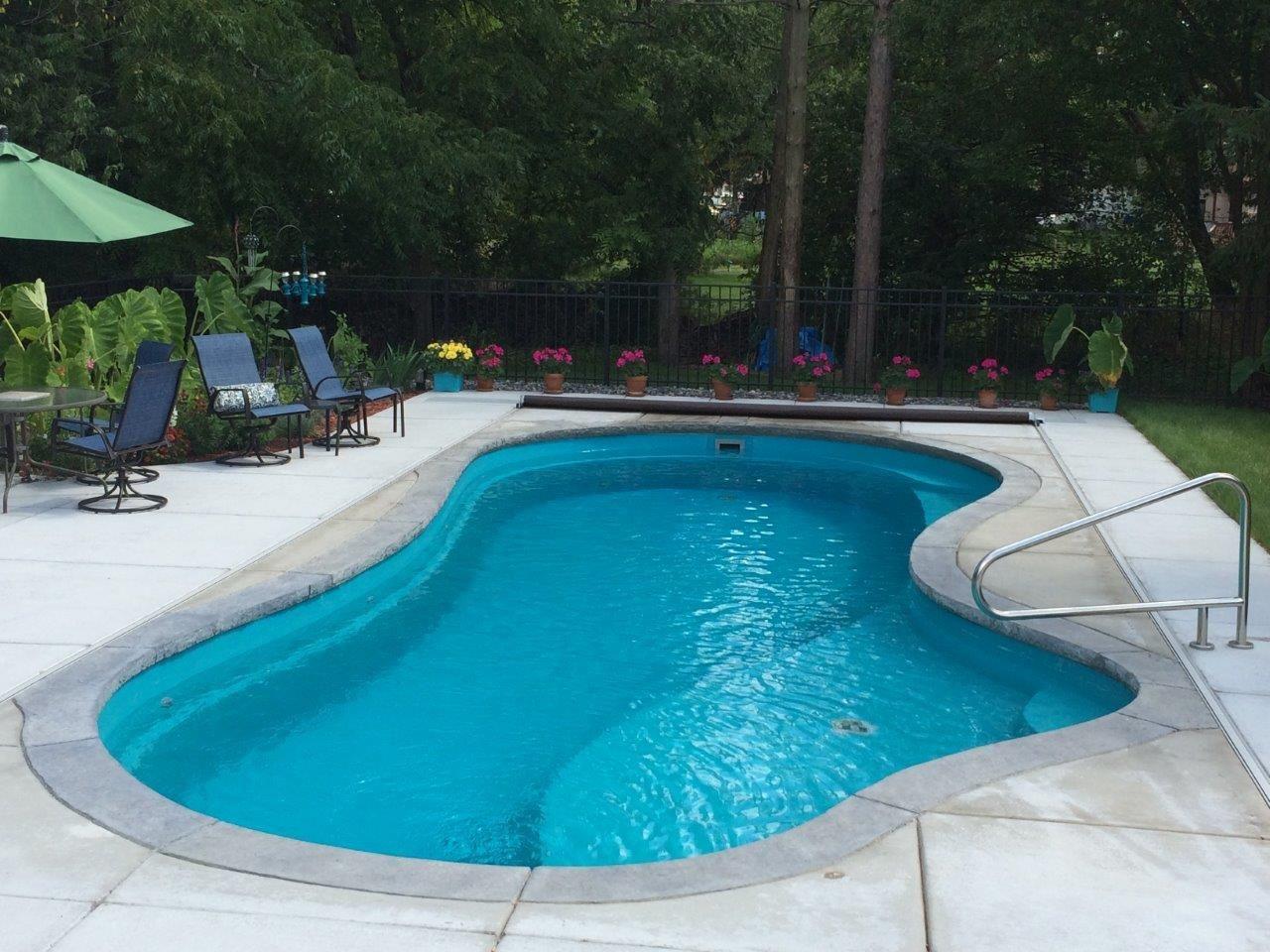 Imagine Pools The Inspiration Fiberglass Swimming Pools Fiberglass Pools Pool