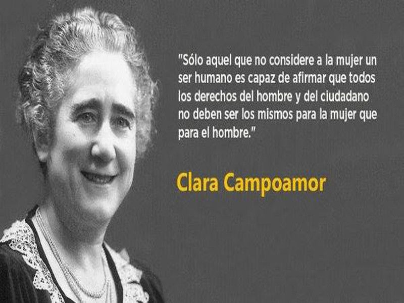 Pin En Clara Campoamor Rodriguez