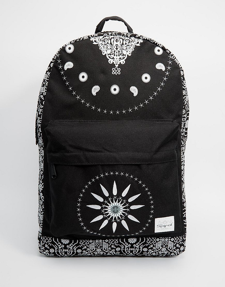 19a1165520 Spiral+Bandana+Backpack