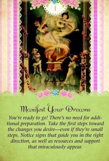 Guardian Angels Tarot Doreen Virtue Radleigh Valentine Manifest Your