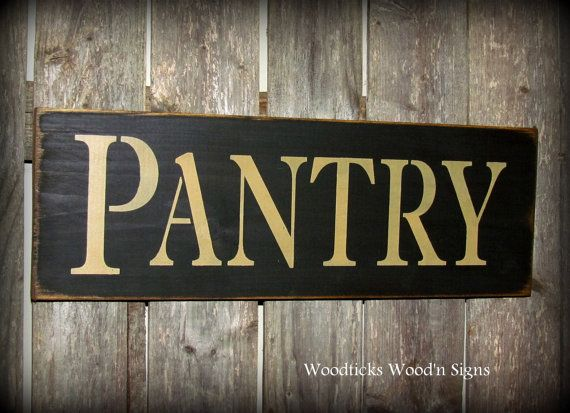 Wooden Pantry Sign Rustic Kitchen Decor Gift For Mom Pantry Decor Wooden Signs Kitchen Sign Mother S Day Gift Wood Sign Saying Wooden Pantry Wood Signs Pantry Sign