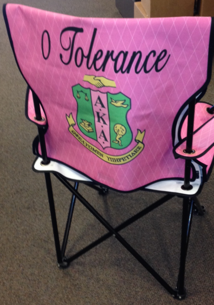 Aka Lawn Chair Alpha Kappa Alpha Folding Chair Free