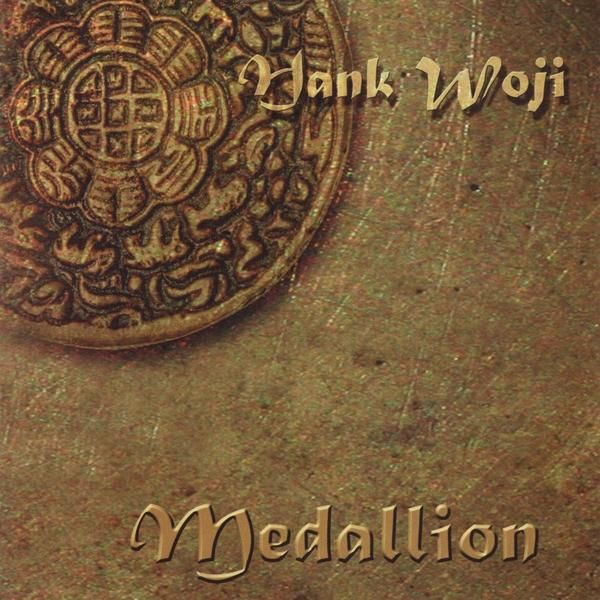 Hank Woji - Medallion, Grey