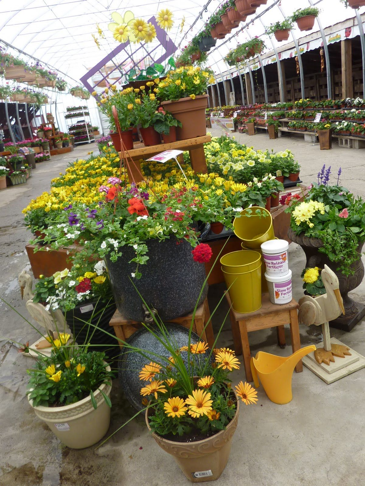 garden center displays - Google Search | Nursery Displays ...