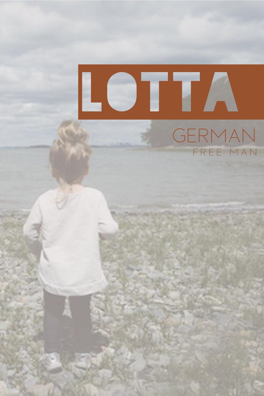 Girl Name Lotta German Baby Names Baby Names German Baby Girl Names