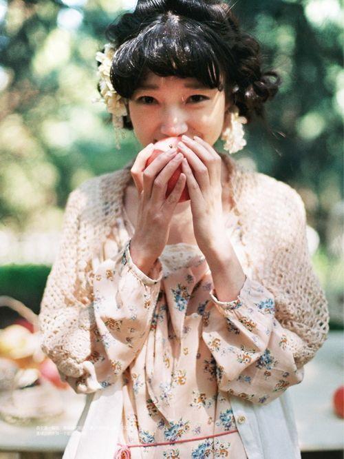 forestfairytales: Foto para catálogo ~ Dear Li