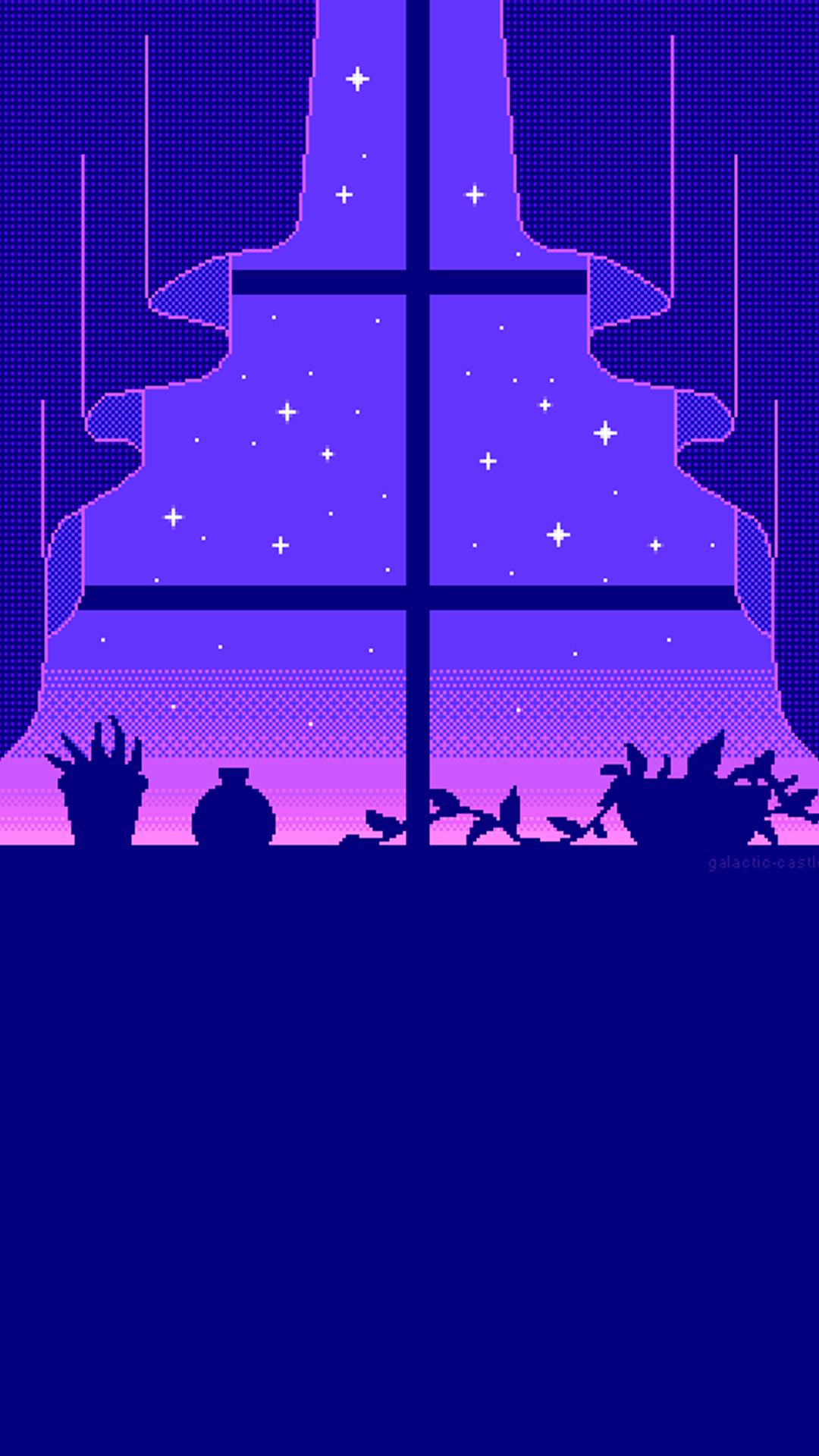 Kawaii Cute Purple Backgrounds