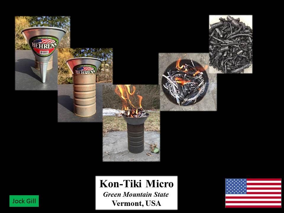 Kon Tiki Micro Tiki Microgreens Green Mountain